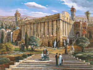 Tombs of the Patriarchs, Maarat Hamachpela by Alex Levin