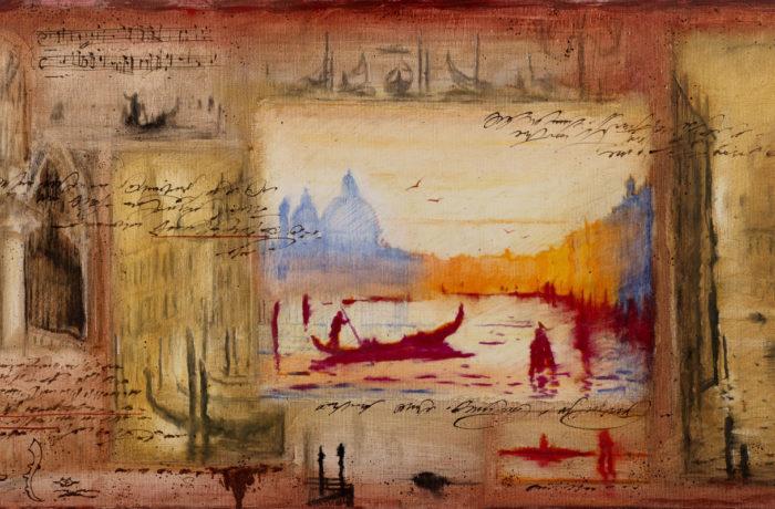 Painting: Vivaldi – 12 Sonatas for violin