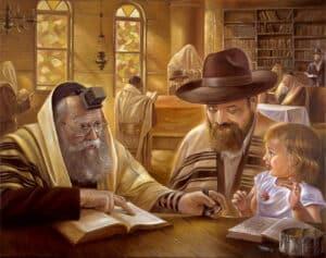synagogue torah